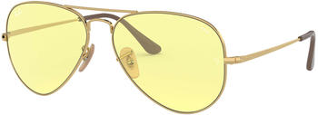 Ray-Ban Solid Evolve RB3689 001/T4