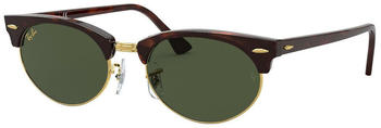 Ray-Ban Clubmaster Oval Legend Gold RB3946 130431