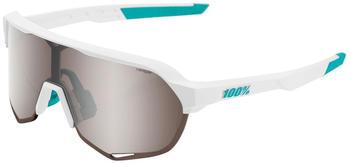 100% S2 SE BORA - hansgrohe Team white/HiPER silver mirror + clear
