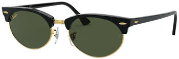 Ray-Ban Clubmaster Oval Legend Gold RB3946 130331