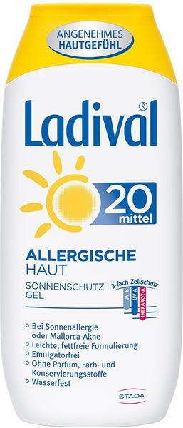 Ladival Allergische Haut Sonnenschutz Gel
