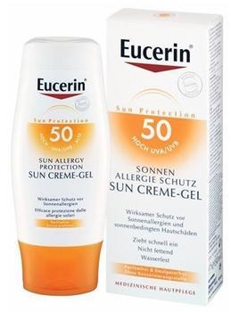 Eucerin Sonnen Allergie Schutz Sun Creme-Gel LSF 50 (150 ml)