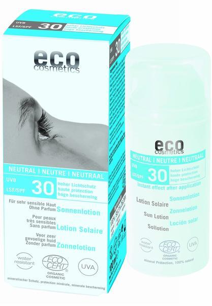 Eco Cosmetics Sonnenlotion Neutral LSF 30 (100 ml)
