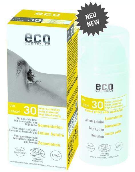 Eco Cosmetics Sonnenlotion LSF 30 (100ml)