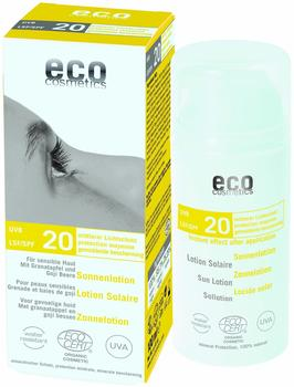 Eco Cosmetics Sonnenlotion LSF 20 (100 ml)