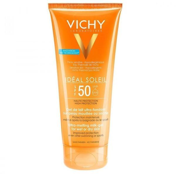 Vichy Idéal Soleil Gel-Milch