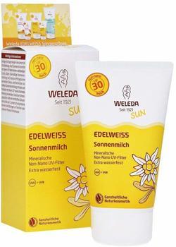 Weleda Sun Edelweiss Sonnenmilch LSF 30 150ml