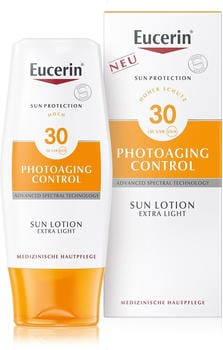 Eucerin PhotoAging Control Sun Lotion LSF 30 (150ml)