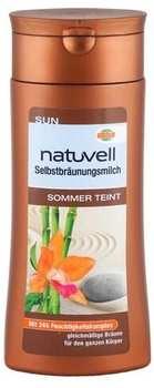 Natuvell Sun Selbstbräunungsmilch Sommer Teint