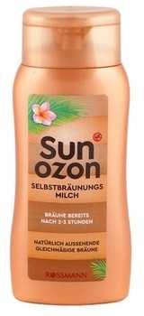 Sun Ozon Selbstbräunungsmilch