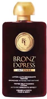 Académie Beauté Bronz'Express Intense Tinted Self-Tanning Lotion 100ml