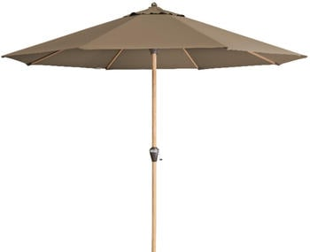 doppler-alu-wood-350-cm-greige