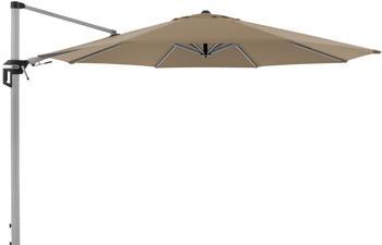 Doppler Active 370 cm braun/taupe/hellgrau (446251846)