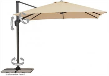 Schneider Rhodos Twist 300 x 300 cm beige