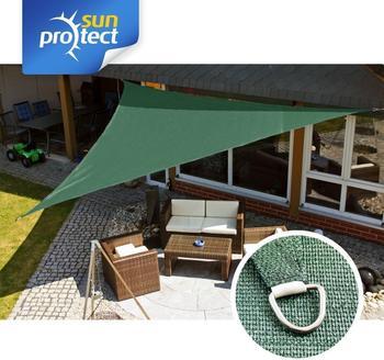 Sunprotect Dreieck 5 x 5 x 7 m grün
