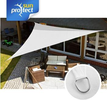 Sunprotect Dreieck 5 x 5 x 7 m weiß