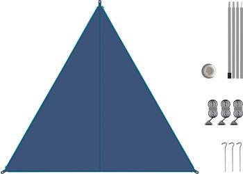 BENT Canvas Plain Set 250cm sepia blue