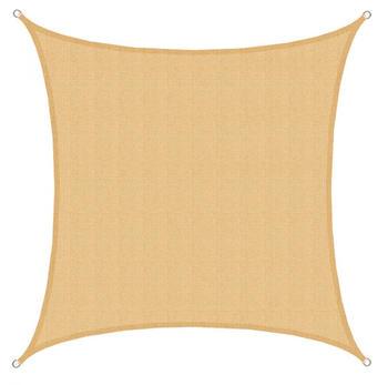 Amanka Quadrat HDPE 4 x 4 m beige