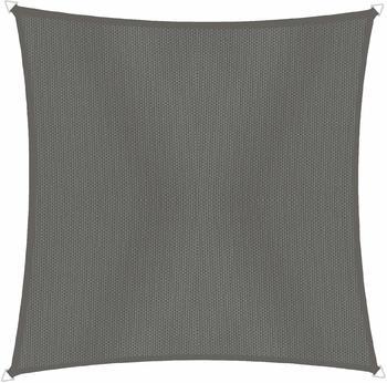 Windhager SunSail CANNES Quadrat 500 x 500cm anthrazit (10728)