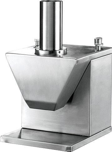 GGG Elektro-Currywurstschneider Edelstahl Sichelmesser 41399
