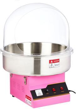 Pajoma Zuckerwattemaschine mit Haube