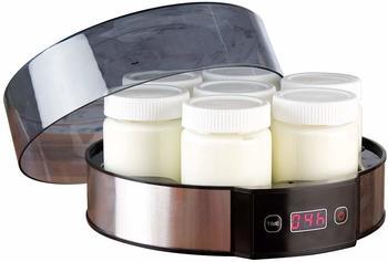 Rosenstein & Söhne Joghurt-Maker mit Zeitschaltuhr NX9454-944