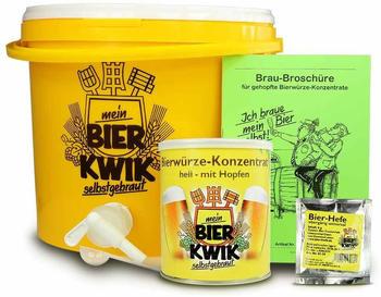 Monsterzeug Bier selber brauen Brauset Pils