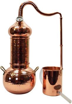 CopperGarden Destille 'Essence plus' - 2 Liter - Kolonnenbrennerei