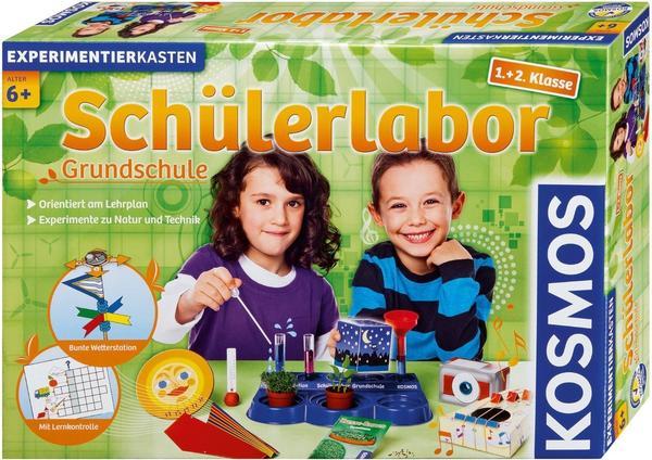 Kosmos schülerlabor grundschule 1. und 2. klasse 634315 test
