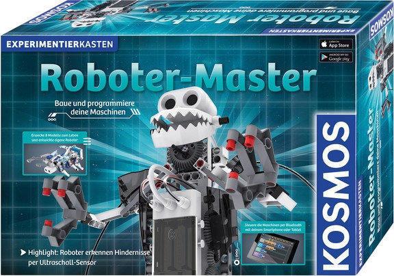 ➤ kosmos roboter master im test bei testbericht.de