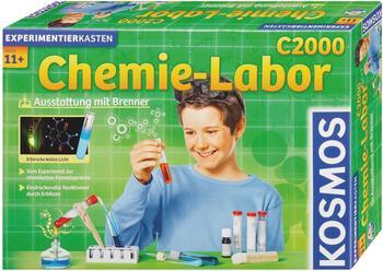 Kosmos Experimentierkasten - Chemielabor C 2000 (640125)