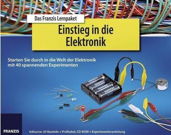 Franzis Lernpaket - Einstieg in die Elektronik
