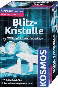 Kosmos Blitz-Kristalle