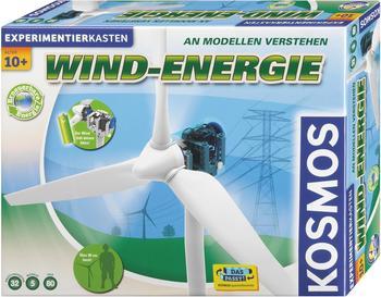 Kosmos Windrad - Entdecke Erneuerbare Energien
