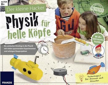 Franzis Der kleine Hacker: Physik für helle Köpfe