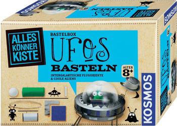 Kosmos Ufos Basteln