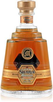 Sierra Milenario Extra Anejo 41,5%