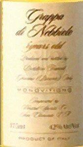 Luigi Francoli Grappa di Nebbiolo del Piemonte 0,7l 41,5%
