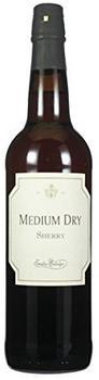 Emilio Hidalgo Amontillado Medium Dry 0,75l 17%