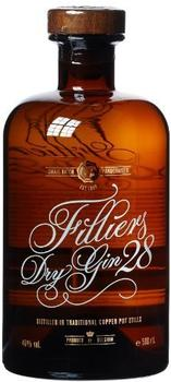 Filliers Dry Gin 28 0,5l 46%
