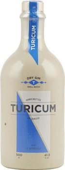 Turicum Dry Gin 41,5% 0,50l