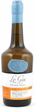 Le Gin de Christian Drouin Calvados Cask Finish 0,7l 42%