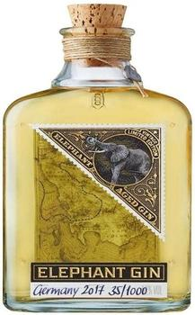 Elephant Aged Gin Vintage Limited Edition 0,5l 52%