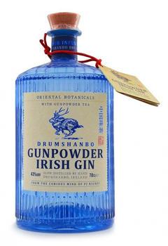 The Shed Distillery Drumshanbo Gunpowder Irish Gin 0,7l 43%