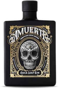 Amuerte Coca Leaf Gin Black Edition 0.7l 43%