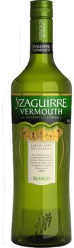 Yzaguirre Vermouth Clásico Blanco 1l 15%