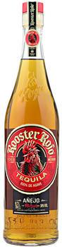 Fabrica de Tequilas Finos Rooster Rojo Anejo 38% 0,7l