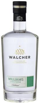 Walcher Williams Chirstbirne Edelbrand 40% 0,7l