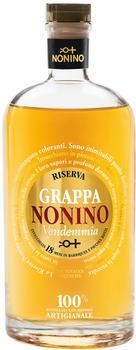 Nonino Grappa Vendemmia Riserva 41% 0,7l