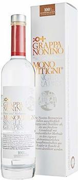 Nonino Grappa Monovitigni Single Grapes 40% 0,5l + Geschenkbox